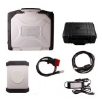 Piwis Tester II V18.100 with CF30 Laptop for Porsche