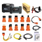 XTUNER T1 Heavy Duty Trucks Diagnostic Tool Support WIFI