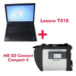 V2018.9 MB SD C4 with SSD Plus 4GB Lenovo T410 Laptop