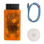 Cheap INPA K+CAN USB Interface For BMW
