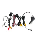 """Video Parking Sensor With Camera and 7"""" TFT Monitor By Express Shipping"""