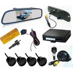 "REARVIEW MIRROR WITH 4.3"" TFT AND CAMERA"