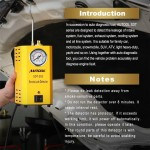 AUTOOL SDT-202 Car Smoke Machines For Cars Leak Locator Automotive Diagnostic Leak Detector SDT202 Discoverer