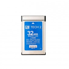 32MB Card For GM TECH2(GM,OPEL,SAAB,ISUZU,SUZUKI,Holden)