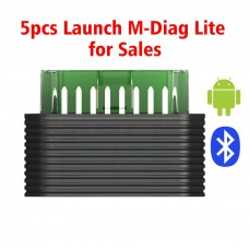 5pcs/lot Original Launch M-Diag Lite EZdiag for IOS Android