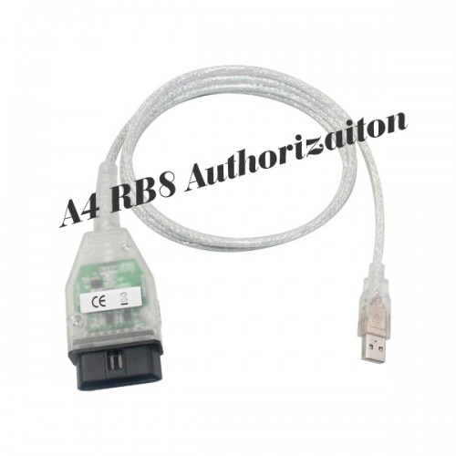 A4 RB8 Authorization for Micronas CDC32XX Cable