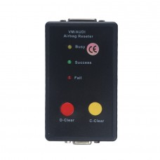 Audi VW OBD2 Airbag SRS Crash Data Reset