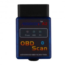 AUGOCOM A2 ELM327 Vgate Scan Advanced OBD2 Bluetooth Scan Tool (Support Android And Symbian)