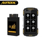 AUTOOL CS BOX Pro WiFi OBD2 Diagnostic Scanner with IP67 Waterp Dust Shock Proof Phone Multi System Profession Diagnosis Tools