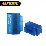 AUTOOL ELM327 V1.5 Bluetooth OBD2 Car Diagnostic Tool Elm 327 Autos Adapter Interface OBDII Checking Scanner Pic18f25k80 Android
