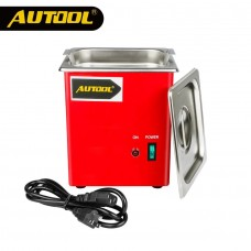 AUTOOL MCT100 Ultrasonic Cleaner Petrol Gasoline Injector Spark Plug Coke Clean 1000ML for LAUNCH CNC602A Auto Injector Cleaner