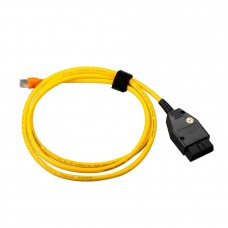 BMW ENET (Ethernet to OBD) Interface Cable E-SYS ICOM Coding F-Series