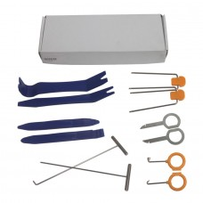 Car Stereo Romoval Tools 12pcs/set