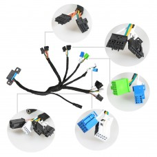 EIS ELV Test Cables for Mercedes Works Together with VVDI MB BGA TOOL and CGDI Prog MB (5-in-1)
