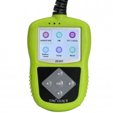 JDiag JD201 Code Reader for OBDII/EOBD/CAN