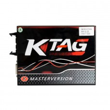 K-TAG 7.020 Master Red PCB Firmware Software V2.23 EU Online Version No Tokens Limited