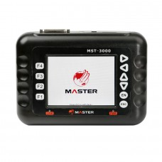 Master MST-3000 Full Version Motorcycle Scanner fault code scanner