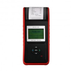 MICRO-568 Battery Tester Battery With Printer