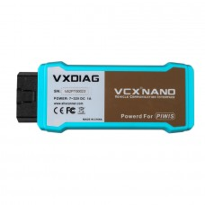 New Arrival VXDIAG VCX NANO for Porsche Piwis Tester V17.5 With Win10 Tablet PAD PC/Wifi Version