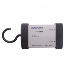 New AUGOCOM H8 Truck Diagnostic Tool