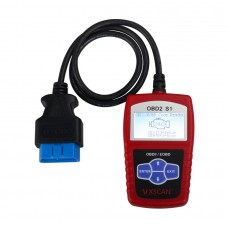 Original VXSCAN S1 EOBD OBDII DIY Code Reader Ship From US
