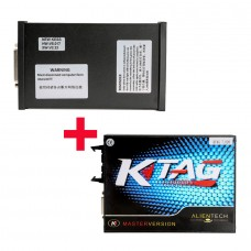 V5.017 KESS V2 Plus V7.020 KTAG K-TAG ECU Programming Tool Master Version with Unlimited Token