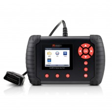 VIDENT iLink400 Full System Scan Tool Single Make Support ABS/SRS/EPB//DPF Regeneration/Oil