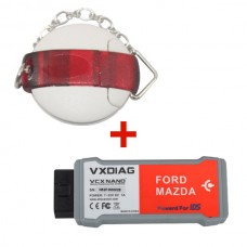 VXDIAG VCX NANO for Ford/Mazda Plus Ford Outcode/Incode Calculator