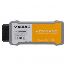 VXDIAG VCX NANO V2014D  For Volvo Car Diagnostic Tool
