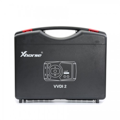 XHORSE VVDI2 Generations of Rubber Boxes