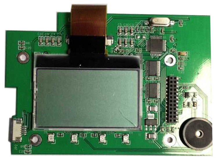 MB SD C4 PCB Board Display 4