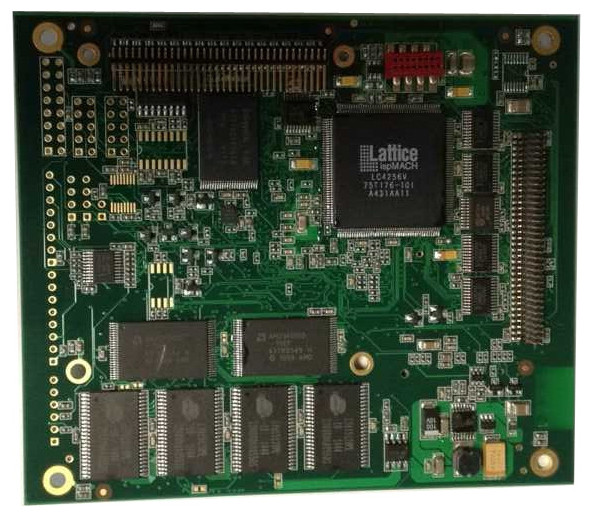 MB SD C4 PCB Board Display 6